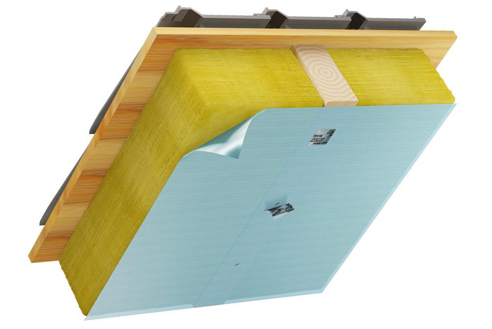gelb ICUTEC 033 3026 Icutape einseitig 50 mm x 50 m Klebeband