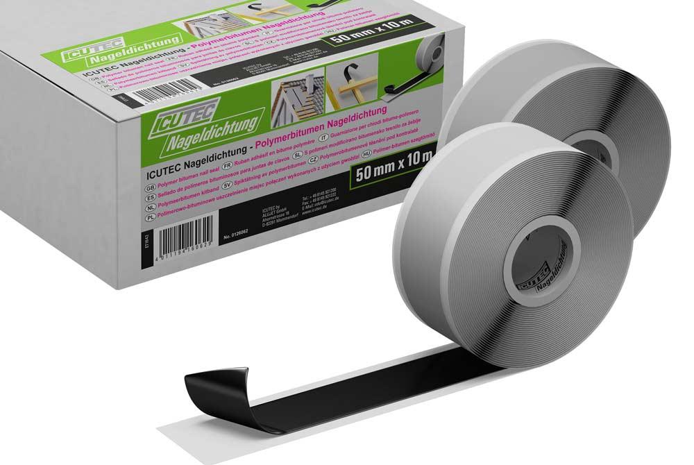 icutec nageldichtung polymerbitumen nageldichtung von icutec. Black Bedroom Furniture Sets. Home Design Ideas